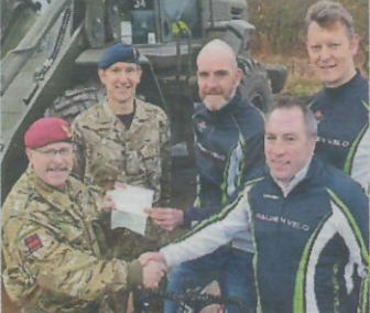 Injured Soldiers' Fund and the Felix Fund